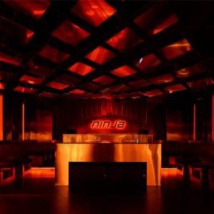 间禾建筑 | NINJA CLUB,上海