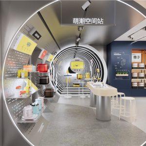 店与面 | 美的智慧小电超级体验店