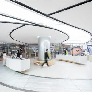 UNStudio   OPPO 广州超级旗舰店&OPPO 北京王府井旗舰店
