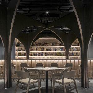 MARS星球建筑 | SOMESOME酒吧餐厅