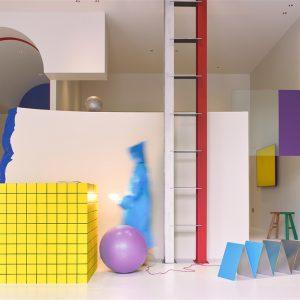 NDB Design|本杰明·摩尔涂料金华体验中心