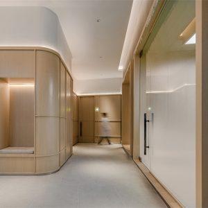 杭州王韦航室内设计|瑞安瑞翔口腔门诊部