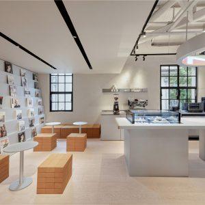 艾舍尔设计 | 上海VISION 咖啡