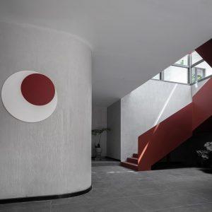 初一美学设计|麻省后院综合生活空间