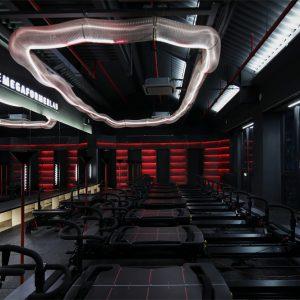 无定设计|The Megaformer Lab 健身工作室