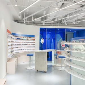 ICD明之顾问 | BLUEMO 001眼镜店