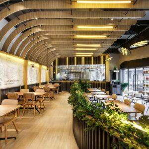 间睦设计   Marzano 玛尚诺餐厅