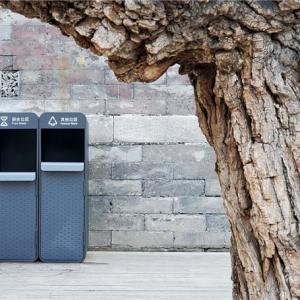 要求巨复杂的分类垃圾箱!为600岁网红故宫而设计
