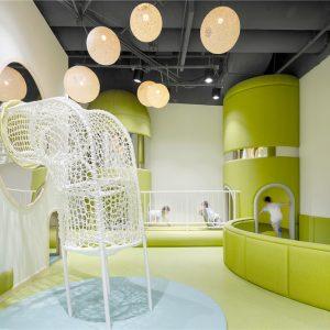 Gace Design集合设计   安啦宝贝儿童成长中心