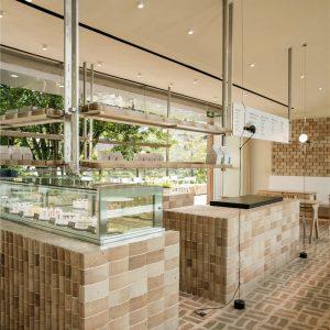 栋栖设计 | GAGA TOAST吐司店