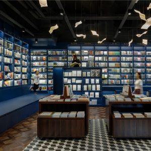 三文建筑 | Viti Books书店设计
