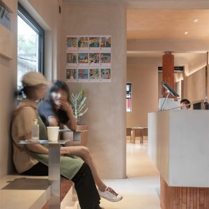 外物WHY WOULD设计|Atacama Coffee&Friends咖啡店