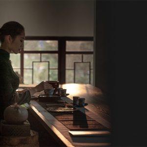 TTD广州本至设计   翁暖茶馆