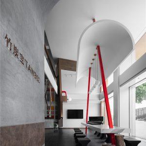 GGD好好设计 | 竹海FLOWING BAMBOO展厅