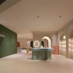 SLT设计咨询 上海aaddd美妆生活方式集合店