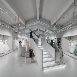 平介设计|兰斐婚纱展厅