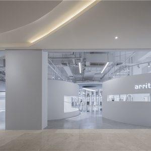 木月建筑设计 | 宜宾arrits品牌集合店